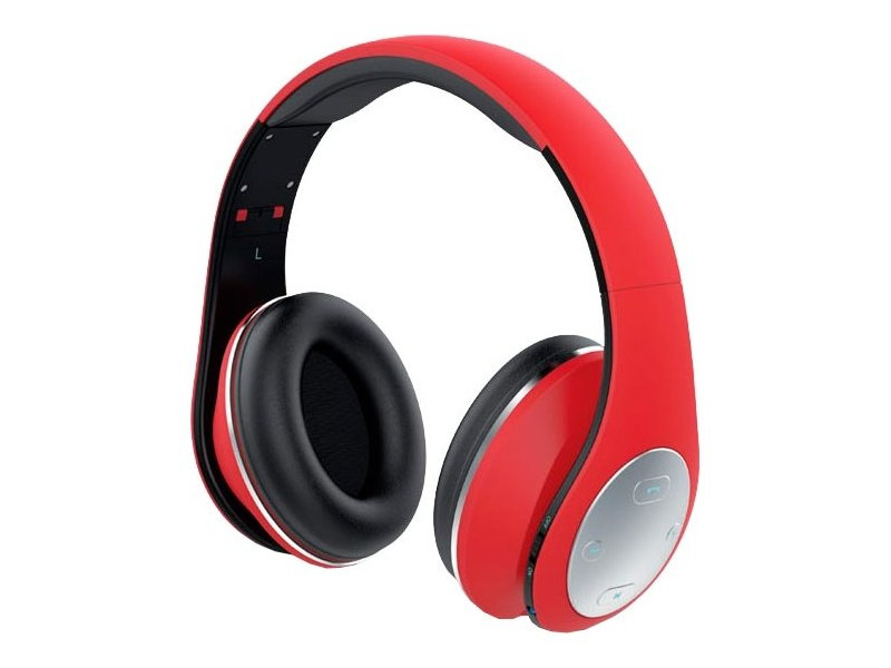 Гарнитура Genius HS-935BT красный гарнитура genius hs g680 черный