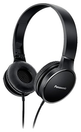 все цены на Наушники (гарнитура) Panasonic RP-HF100MGCK черный Проводные / Накладные с микрофоном / Черный / 10 Гц - 23 кГц / 103 дБ / Mini-jack / 3.5 мм