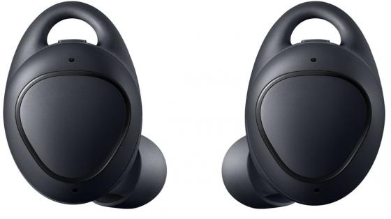 Bluetooth-гарнитура Samsung Gear IconX SM-R140N черный SM-R140NZKASER гарнитура ienjoy in066