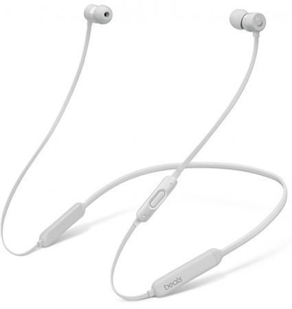 Гарнитура Apple Beats BeatsX серебристый MR3J2ZE/A