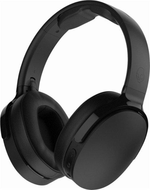Bluetooth-гарнитура Skullcandy HESH 3 Wireless Black Беспроводные, проводные / Полноразмерные с микрофоном / Черный / 20 Гц - 20 кГц / до 22 ч / Bluetooth, Mini-jack / 3.5 мм