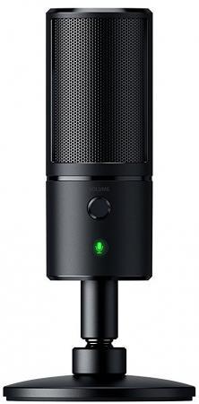 Микрофон Razer Seiren X USB черный (RZ19-02290100-R3M1) чехол razer carrying case for razer seiren