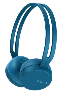 Картинка для Наушники SONY WHCH400L.E синий , bluetooth Наушники SONY WHCH400H.E серый , bluetooth Беспроводные / Накладные / Синий / 20 Гц - 20 кГц / Bluetooth /