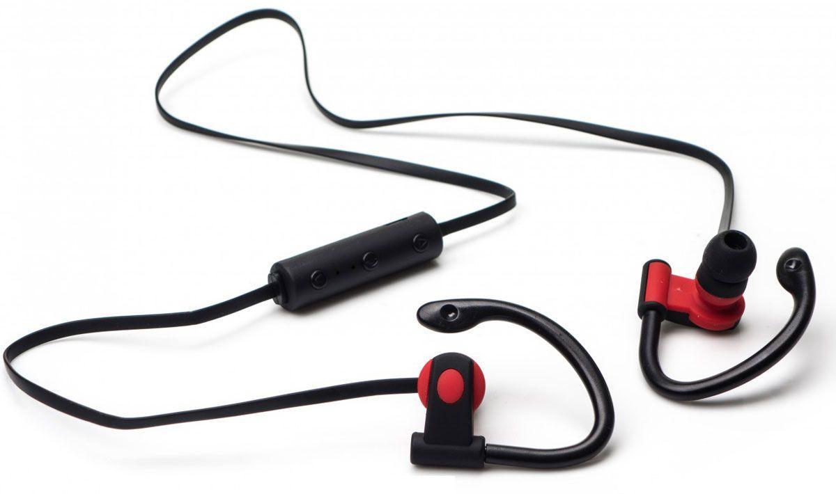 Bluetooth-гарнитура HARPER HB-107 black Беспроводные / Вставные с микрофоном / Черный / 20 Гц - 20 кГц / Bluetooth harper hb 500 black спортивная повязка с bluetooth гарнитурой