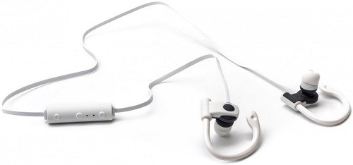 Bluetooth-гарнитура HARPER HB-107 white Беспроводные / Вставные с микрофоном / Белый / 20 Гц - 20 кГц / Bluetooth наушники гарнитура xiaomi mi sports bluetooth earphones white беспроводные вставные с микрофоном белый 88 дб двустороннее до 7 ч bluetooth