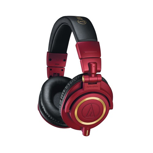 Наушники Audio-Technica ATH-M50XRD Red