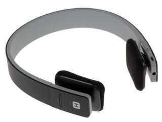Наушники(гарнитура) HARPER HB-207 black Беспроводные, проводные / Накладные с микрофоном / черный / 20 Гц - 20 кГц / Одностороннее / Bluetooth / miniJack bluetooth гарнитура sony mdr zx330 bt black