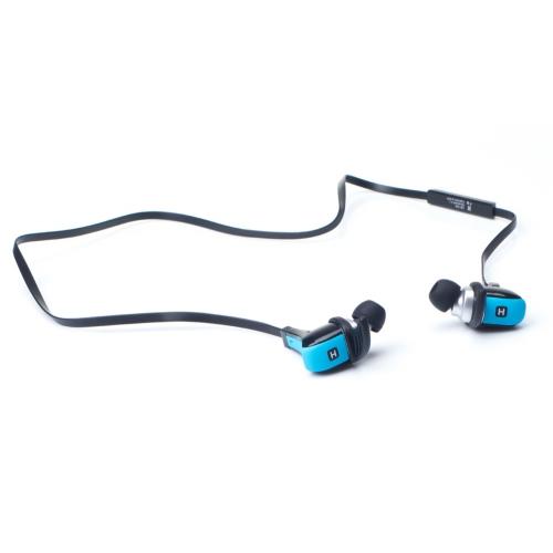 Наушники(гарнитура) HARPER HB-308 blue Беспроводные / Внутриканальные с микрофоном / Синий / 20 Гц - 20 кГц / 110 дБ / Двухстороннее / Bluetooth гарнитура soul prime wireless black беспроводные внутриканальные с микрофоном черный 20 гц 20 кгц 92 дб до 6 ч bluetooth micro usb