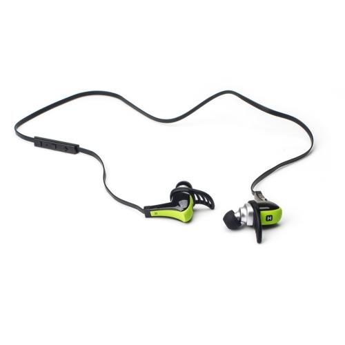 Наушники(гарнитура) HARPER HB-308 green Беспроводные / Внутриканальные с микрофоном / зеленый / 20 Гц - 20 кГц / 110 дБ / Двухстороннее / Bluetooth gigiboom magnet беспроводные наушники bluetooth гарнитура стерео музыка наушники спорт бегущие магнитные наушники беспроводные наушники