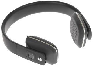 Наушники(гарнитура) HARPER HB-407 black Беспроводные, проводные / Накладные с микрофоном / черный / 20 Гц - 20 кГц / Одностороннее / Bluetooth / miniJack bluetooth гарнитура sony mdr zx330 bt black
