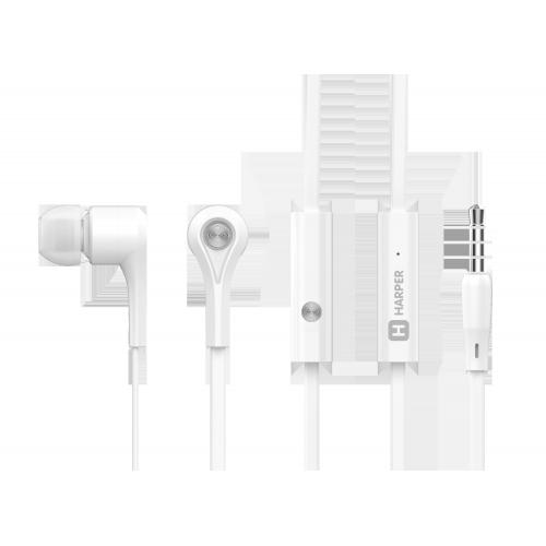 Гарнитура HARPER HV-402 white