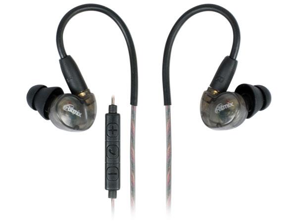 Наушники Ritmix RH-445 CBTH Black (bluetooth) ritmix rh 180m black наушники