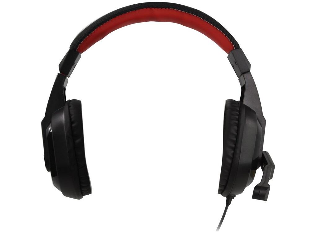 Наушники (гарнитура) Redragon Garuda Black Red гарнитура creative hitz ma350 red black