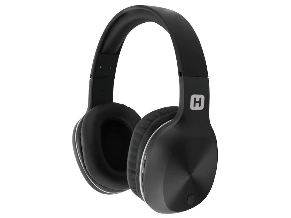 Bluetooth гарнитура HARPER HB-408 black harper hb 500 black спортивная повязка с bluetooth гарнитурой