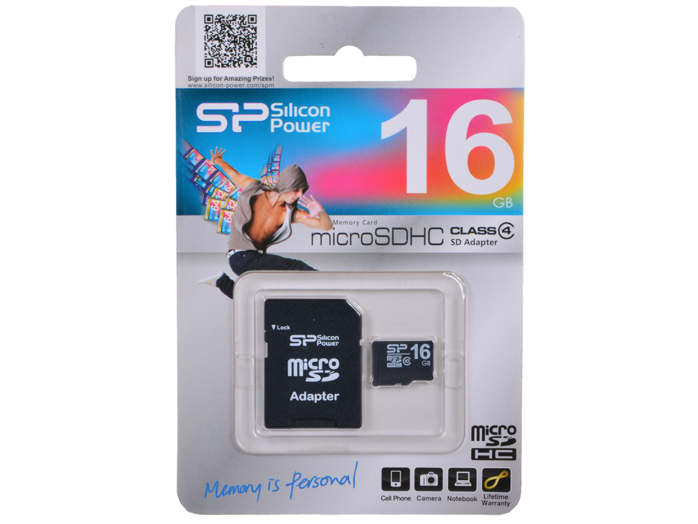 SP016GBSTH004V10-SP. Производитель: Silicon Power, артикул: 0203672