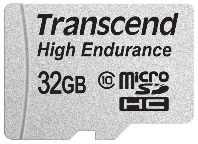 MicroSDHC Transcend 32GB Class10 (TS32GUSDHC10V)
