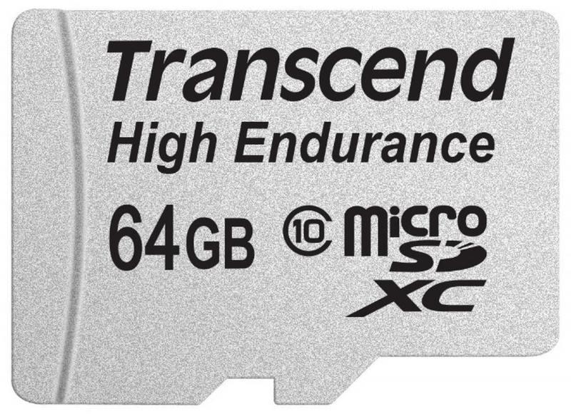 MicroSDXC Transcend 64GB Class10 (TS64GUSDXC10V) transcend microsdxc class 10 uhs i 64gb карта памяти адаптер