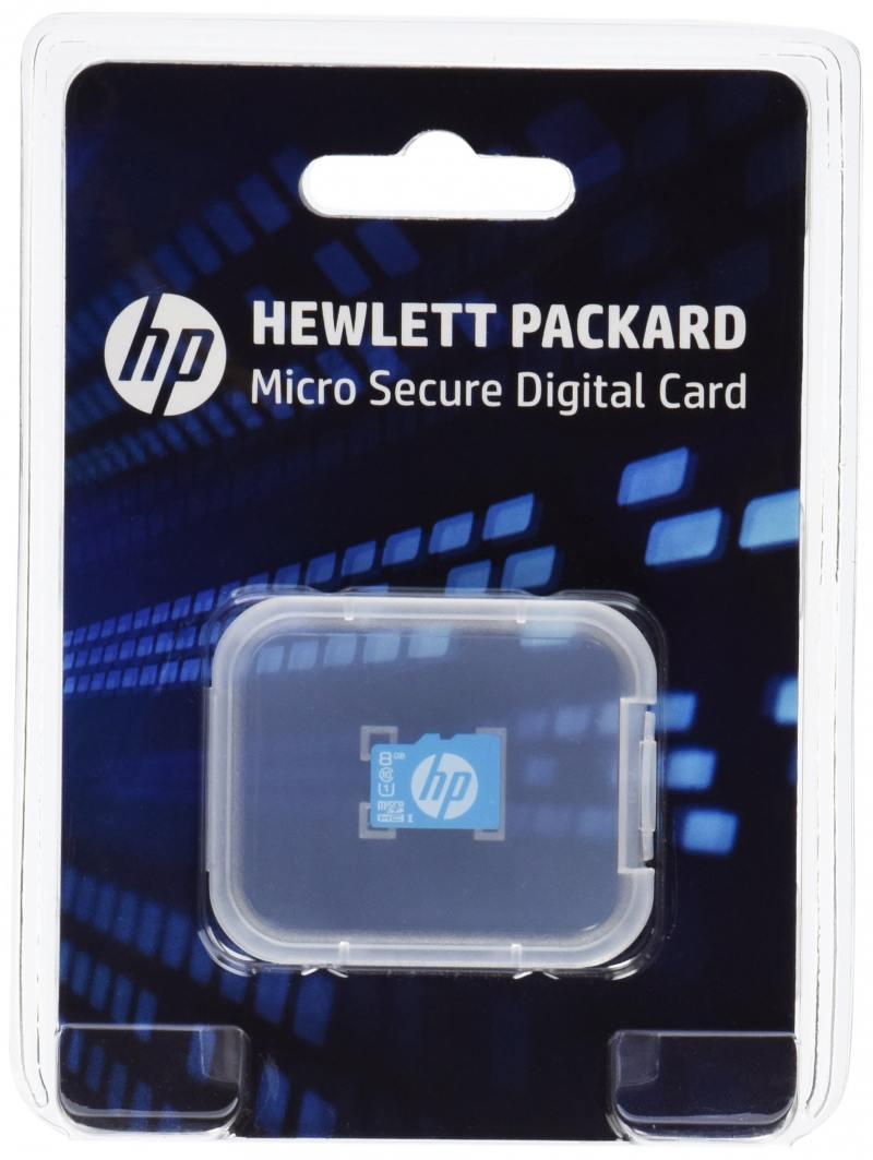 MicroSDHC HP  8Gb Class10 (726116-B21)