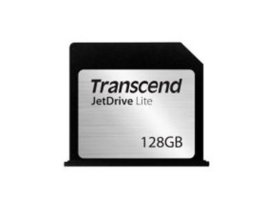 Карта памяти 128GB Transcend JetDrive Lite 350, rMBP 15 12-E13 (TS128GJDL350) флешка usb 128gb transcend jetdrive go 300 ts128gjdg300k черный