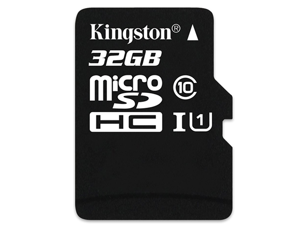 Карта памяти MicroSDHC 32GB Kingston Class 10 U1 UHS-I MLC (SDCIT/32GBSP) free shipping 10pcs ad8403a10