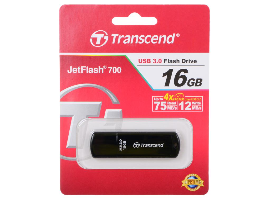 USB флешка Transcend 700 16GB (TS16GJF700)