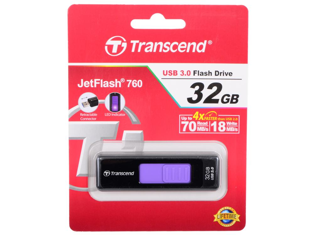 все цены на USB флешка Transcend 760 32GB (TS32GJF760)