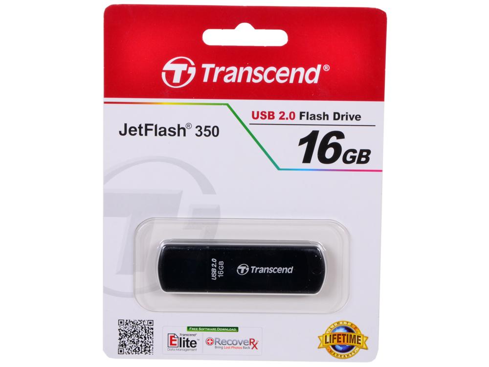 USB флешка Transcend 350 16GB (TS16GJF350) transcend ts32gmts400