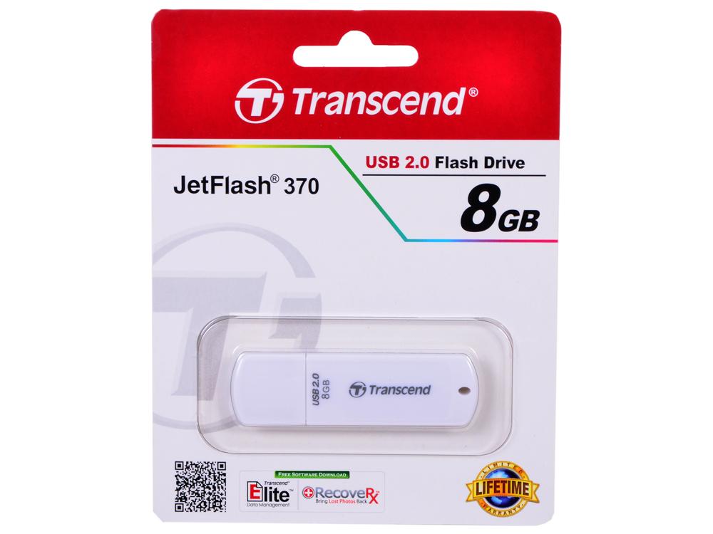 USB флешка Transcend 370  8GB (TS8GJF370). Производитель: Transcend, артикул: 0182983