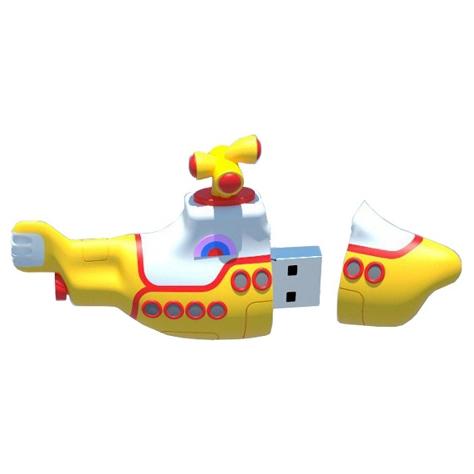 Внешний накопитель ICONIK Желтая подводная лодка 8GB (RB-YSUB-8GB)