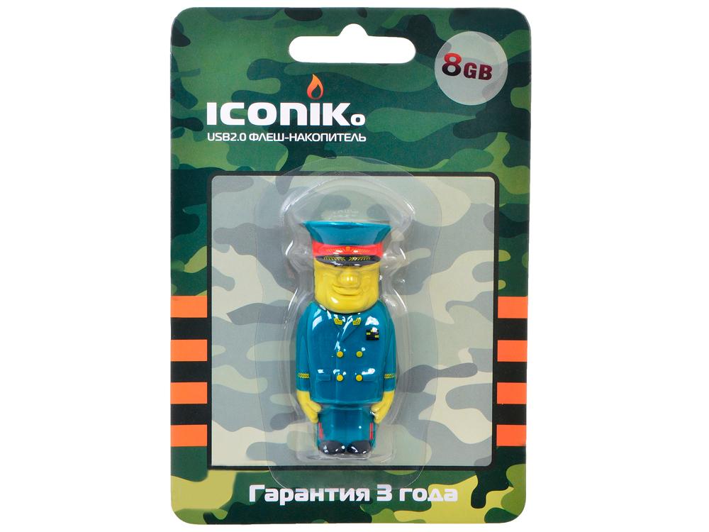USB флешка ICONIK Генерал 8GB (RB-GENRL-8GB)