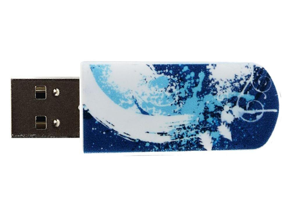 цены USB флешка Verbatim Store n Go Mini 8GB синий