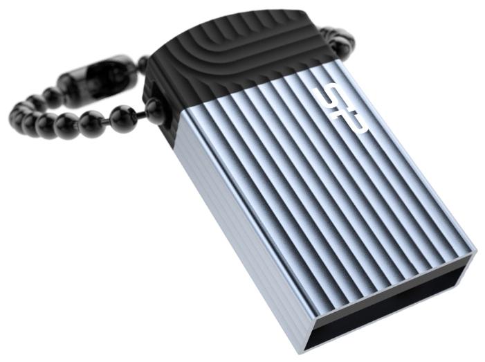 все цены на Внешний накопитель 16GB USB Drive <USB 3.0> Silicon Power Jewel J20 Blue (SP016GBUF3J20V1B)