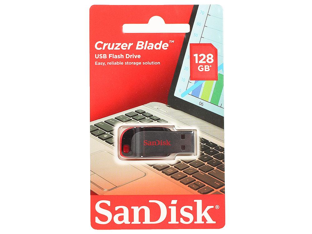 SDCZ50-128G-B35 usb накопитель sandisk sdcz50 128g b35