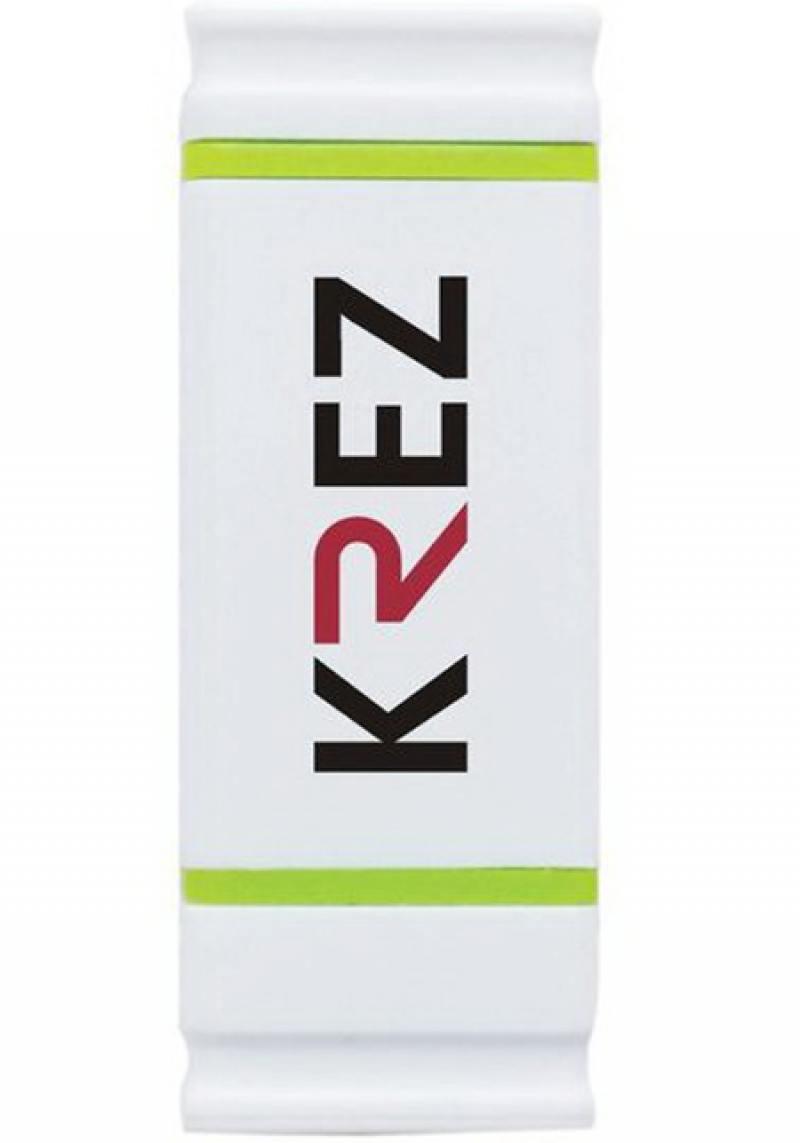 Флешка USB 16Gb Krez micro 501 бело-зеленый + адаптер KREZ501WE16 cпальный мешок salewa 2017 micro 650 quattro r 3697 8490