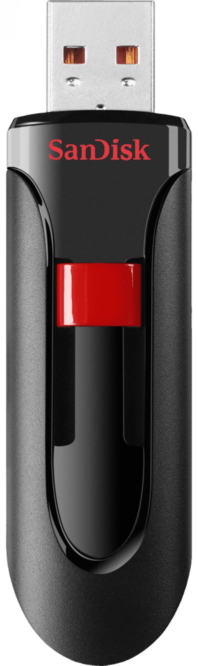 Флешка USB 256Gb Sandisk Cruzer SDCZ60-256G-B35 черный красный флешка usb sandisk cruzer edge 32гб usb2 0 красный и черный [sdcz51 032g b35]