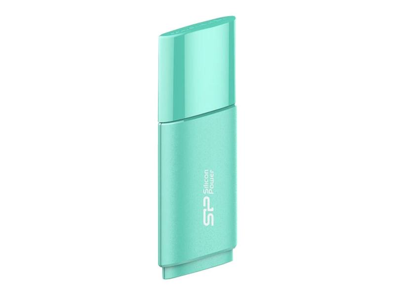 все цены на Флешка USB 32Gb Silicon Power Ultima U06 SP032GBUF2U06V1B lake blue голубой онлайн