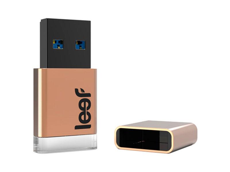 Внешний накопитель 16GB Leef Magnet <USB 3.0> (LFMGN-016COP)