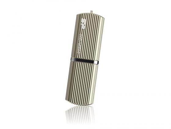 Флешка USB 8Gb Silicon Power M05 SP008GBUF3M50V1C Marvel M50 золотистый