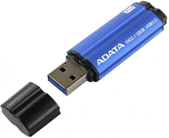 USB флешка A-Data S102P 32GB Blue (AS102P-32G-RBL) 3.0 / 100 МБ/cек 50