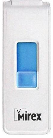 Флешка USB 8Gb Mirex Shot 13600-FMUWST08 белый USB 2.0