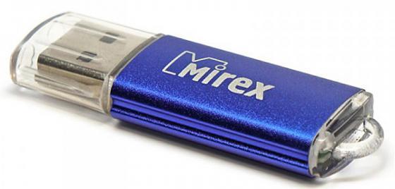 USB флешка Mirex Unit 8GB Blue (13600-FMUAQU08) USB 2.0 / 22 МБ/сек / 10 МБ/сек