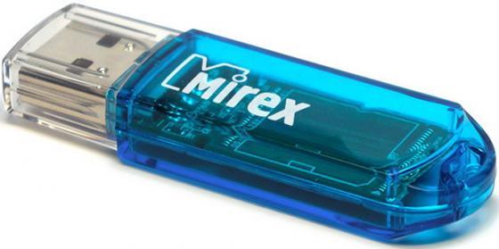 Флешка USB 4Gb Mirex Elf 13600-FMUBLE04 синий USB 2.0
