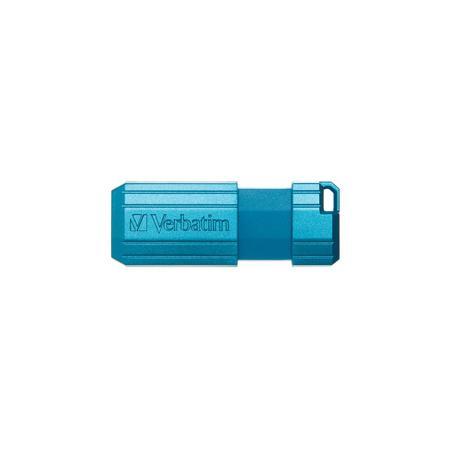 Флешка USB 16Gb Verbatim Store 'n' Go PinStripe 49068 USB2.0 синий