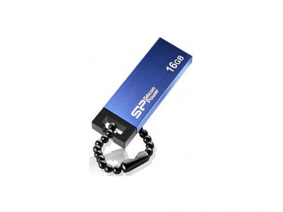 USB флешка Silicon Power Touch 835 64GB Blue (SP064GBUF2835V1B) USB 2.0 silicon power touch 835 64gb blue usb накопитель