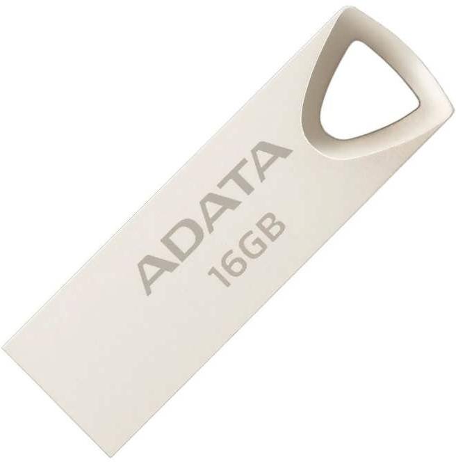 USB флешка A-Data UV210 16GB USB Gold (AUV210-16G-RGD) USB 2.0 usb flash drive 64gb a data uv210 silver auv210 64g rgd