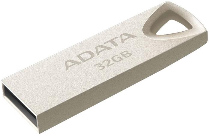 USB флешка A-Data UV210 32GB USB Gold (AUV210-32G-RGD) USB 2.0 usb flash drive 64gb a data uv210 silver auv210 64g rgd