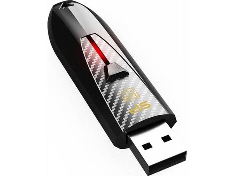 все цены на USB флешка Silicon Power Blaze B25 16GB Black (SP016GBUF3B25V1K) USB 2.0