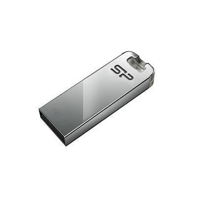 USB флешка Silicon Power Touch T03 32GB Silver (SP032GBUF2T03V1F) USB 2.0
