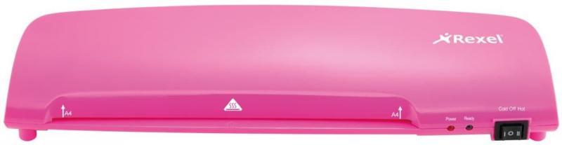 Ламинатор Rexel JOY A4 розовый