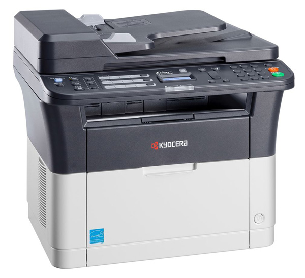 МФУ Kyocera FS-1125MFP (копир, принтер, сканер, факс, DADF, duplex, 25 ppm, A4) от OLDI